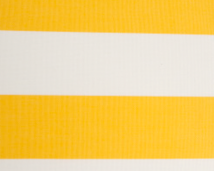 Windscherm Avalo in Dralon streep kleur Geel