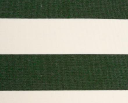 Windscherm Avalo in Dralon streep kleur Groen
