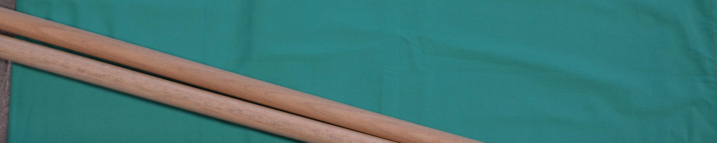 Windscherm Groen 4 meter, stockactie nummer 52