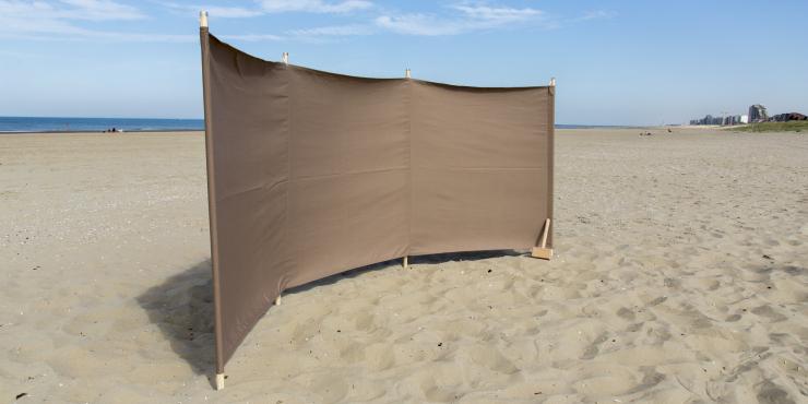 strandschermen