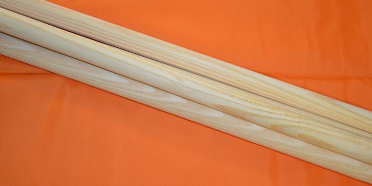 Windscherm Oranje 6 meter, Stockactie nummer 27