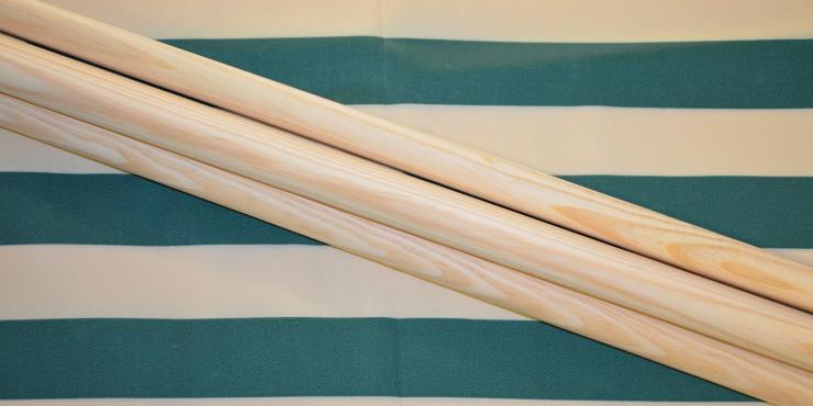Windscherm Groen/Beige 3 meter, Stockactie nummer